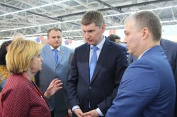 "The Governor of the Perm region INSYTE Electronics was invited to participate in the project ""Smart city"""